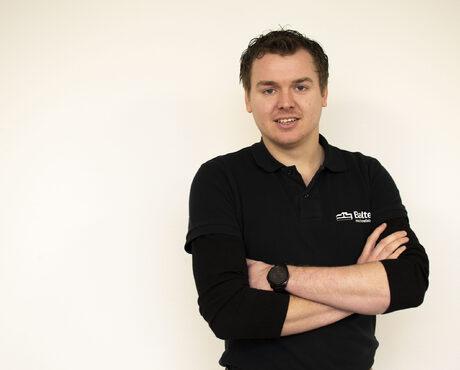 Erwin Kruis – Project Engineer