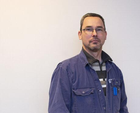 Jan-Willem de Voer – Allround medewerker binnendienst