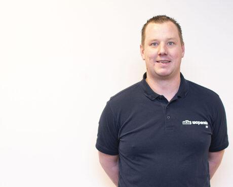 Sander Walter – Assistent werkplaatschef