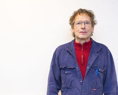 Henk Denkers – Constructiebankwerker
