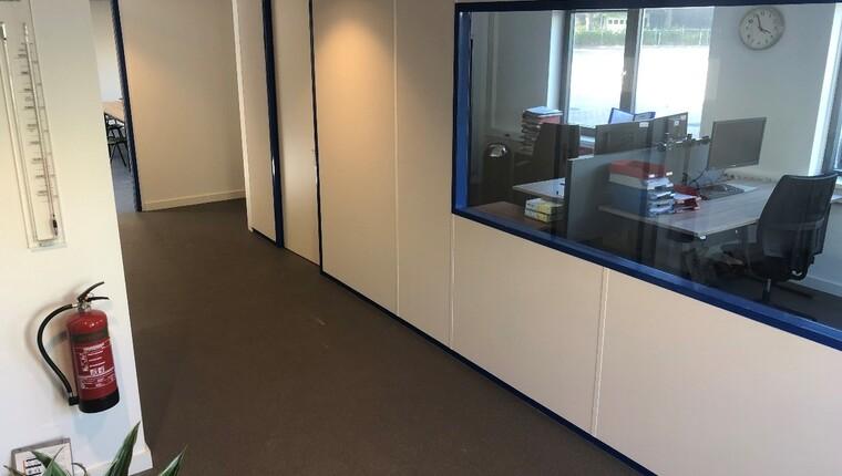 Nieuwe kantoren